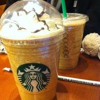 Photo taken at Starbucks by Kasia M. on 3/14/2013
