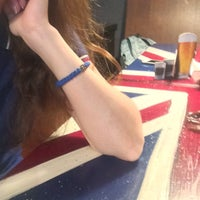 Photo taken at Union Jack by Alice T. on 7/19/2016