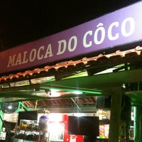 Photo taken at Maloca do Côco by raymison b. on 3/31/2013