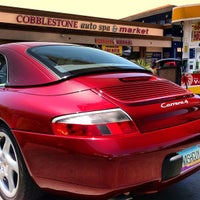 Photo taken at Cobblestone Auto Spa by Robert M. on 5/30/2013