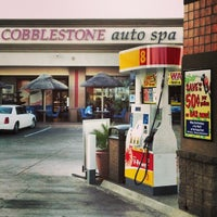 Photo taken at Cobblestone Auto Spa by Robert M. on 3/5/2013