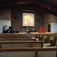 Photo taken at Gospel Fellowship Chapel by AnnMarie B. on 9/15/2013