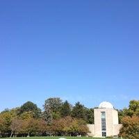Photo taken at Butler University by Paul D. on 9/29/2012