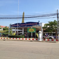 Photo taken at สถานีขนส่งผู้โดยสารจังหวัดเพชรบูรณ์ by proud P. on 11/3/2012