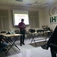 Photo taken at Haymeana Uluslararası Öğrenci Derneği by Fərhadoff on 3/18/2016