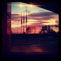 Снимок сделан в Пулковские высоты пользователем Alena 10/19/2012