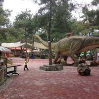 Photo taken at Dino Park by Alexander K. on 5/12/2013