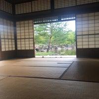 Photo taken at 帰真園旧清水邸書院 by kozukichi (. on 7/29/2018