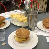 10/5/2013にFranciii 🎀がGourmet Burger Kitchen (Trafford Centre)で撮った写真