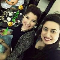 Photo taken at altıntarak kuafor salonu by Betül T. on 4/22/2017