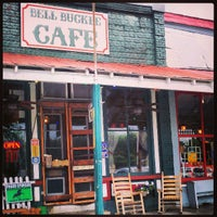 Photo taken at Bell Buckle Cafe by Wizzard on 8/3/2013