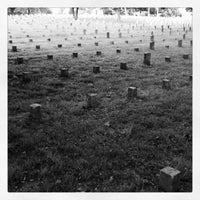 Photo taken at Stones River National Cemetery by Wizzard on 5/13/2013