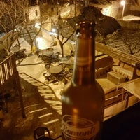 Photo taken at Cappadocia Abras Cave Hotel by Müşerref D. on 1/21/2017