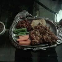 Photo taken at Legian Garden Restaurant by Shanaz S. on 12/31/2012