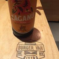 Photo taken at Burger Van Bistro by Ozge Y. on 10/23/2016