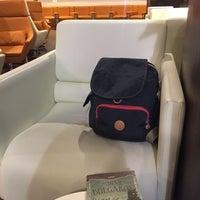 Photo taken at SkyTeam Lounge by Yesim on 6/27/2018
