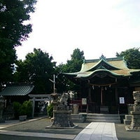 Photo taken at 子安八幡神社 by TOMO N. on 5/14/2016