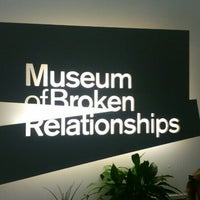 Photo taken at Museum of Broken Relationships by Simona S. on 7/5/2016