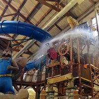 Das Foto wurde bei Great Wolf Lodge von Louis B. am 10/25/2012 aufgenommen