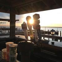Photo taken at Oakland's Restaurant & Marina by Daron W. on 5/17/2013