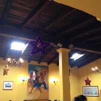 Photo taken at Restaurante El Milenario by Alejandro F. on 12/30/2012