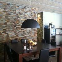 Photo taken at Restaurant La Giberga by Joan Carles N. on 6/2/2013