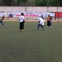 Photo taken at Karamursel Sehir Stadı by Melike Nur T. on 5/17/2017