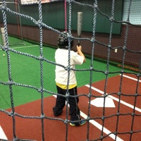 Attack The Zone: Indoor Batting Cages - 1 tip