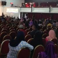 Photo taken at Dewan Besar Universiti Putra Malaysia by p s. on 10/12/2016