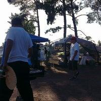 Photo taken at John Mise Park by Ermin N. on 6/9/2013