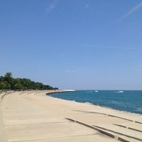 Photo taken at Chicago Lakefront by Lora R. on 7/21/2013