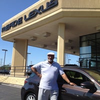 Photo taken at Meade Lexus of Lakeside by Meade Lexus of Lakeside on 8/19/2015