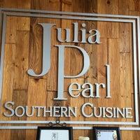 Julia Pearl Southern Cuisine