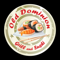Photo taken at Old Dominion Grill and Sushi by Old Dominion Grill and Sushi on 8/19/2015