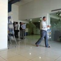 Photo taken at Jordan Kuwait Bank by Mazen A. on 7/21/2013