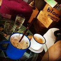 Photo taken at Le blocs Café by Punky P. on 7/13/2014