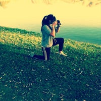 Photo taken at Lake Ming by Michelle M. on 6/15/2014