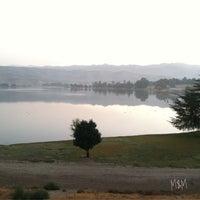 Photo taken at Lake Ming by Michelle M. on 10/27/2013