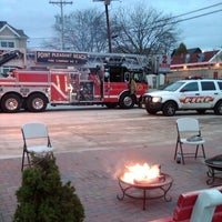 Photo taken at Pt. Pleasant Beach Fire Co. #2 Station 43 by Dan O. on 6/22/2013