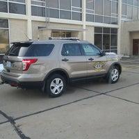 Photo taken at Missouri Highway Patrol, Troop A by Jay B. on 3/8/2013