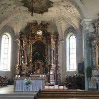 Photo taken at St.-Martin-Kirche by Cana Y. on 8/22/2018