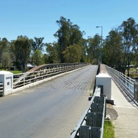 Photo taken at Victoria/New South Wales Border by vicbeeroclock on 10/24/2016