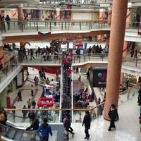 Photo taken at Mall Plaza de Los Ríos by Javier M. on 12/21/2012