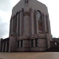 Photo taken at ANZAC War Memorial by LeearnaK W. on 11/19/2012