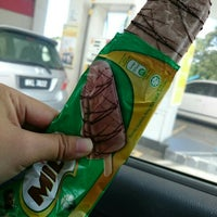 Photo taken at 7-Eleven by niena h. on 1/21/2016