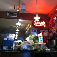 Photo taken at Campo's Deli by Sharon B. on 2/27/2013