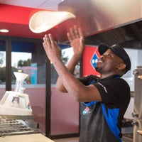 Photo taken at Domino's Pizza Fourways by Domino's Pizza on 10/12/2015