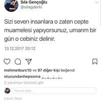 Foto tomada en Necmi Asfuroğlu Anadolu Lisesi por Mertkan A. el 12/22/2017