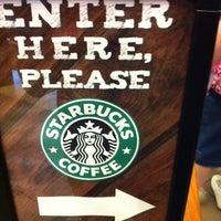 Photo taken at Starbucks by Brian M. on 3/12/2013
