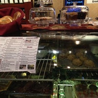 Photo taken at House Blend Cafe by Brian M. on 3/19/2014